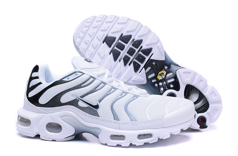 wholesale dealer 5c694 3d4b2 Perfect Nike Air Max Plus TN Ultra WhiteBlack ...