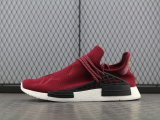 buy popular d1320 064f9 Pharrell Williams X Adidas Human Race NMD Unisex Red Wine BB0617