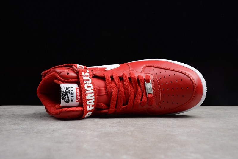 separation shoes bdcc6 28e10 Supreme x Nike Air Force 1 ...