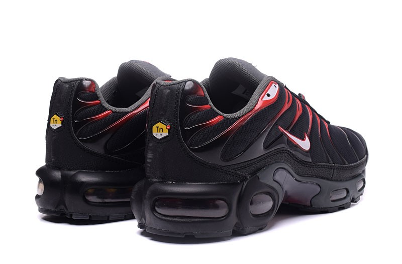 9f9df3e30f3 Top Quality Nike Air Max Plus TN Ultra Black Red Men s Running Shoes ...