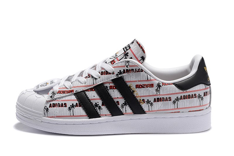 Adidas Originals Superstar White Black Matte Gold Women s Sneakers Casual  Shoes S75556 202ce7b8ae71