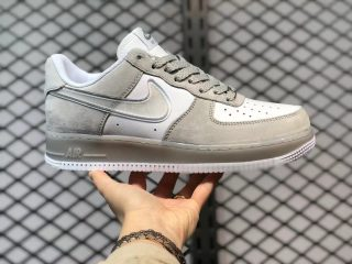 Cheap Sale Nike Air Force 1 Low Grey White Sneakers CN1228-003