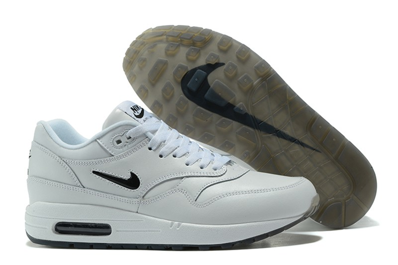 5ad3f36bb0 ... italy classic nike air max 1 white black diamond 918354 103 running  shoes for sale 4cb7c