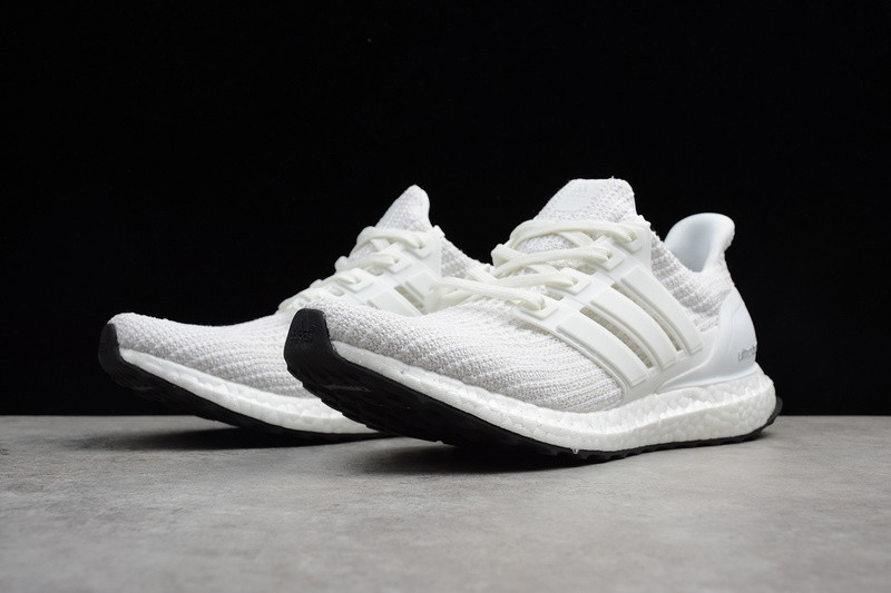 bb5f3c8db2e High Quality Adidas Ultra Boost 4.0 Ftwr White BB6168 Running Shoes ...