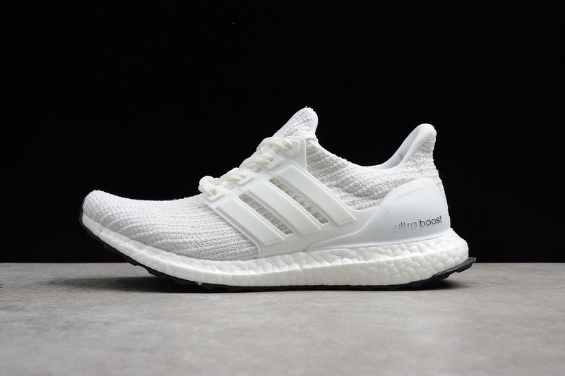 609c1e55cd6 High Quality Adidas Ultra Boost 4.0 Ftwr White BB6168 Running Shoes ...