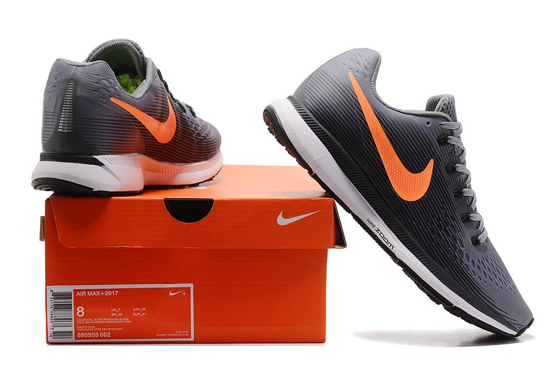 5aabef5691a94 High Quality Nike Air Zoom Pegasus 34 Grey Green Men s Running Shoes ...