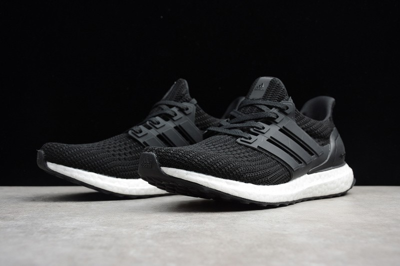 979797a32add6 Most Popular Adidas Ultra Boost 4.0 Black BB6166 Running Shoes For ...