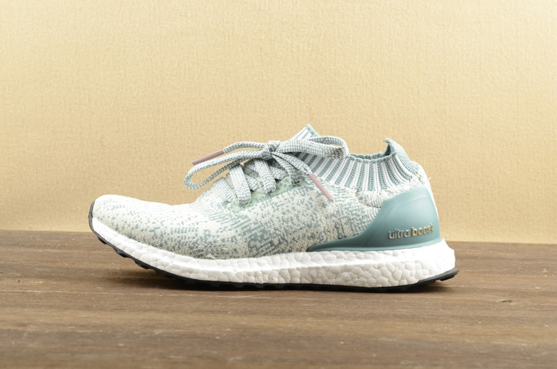 timeless design c7289 ceee3 Most Popular Adidas Ultra Boost Uncaged Mint Green BB3905 Women's Shoes