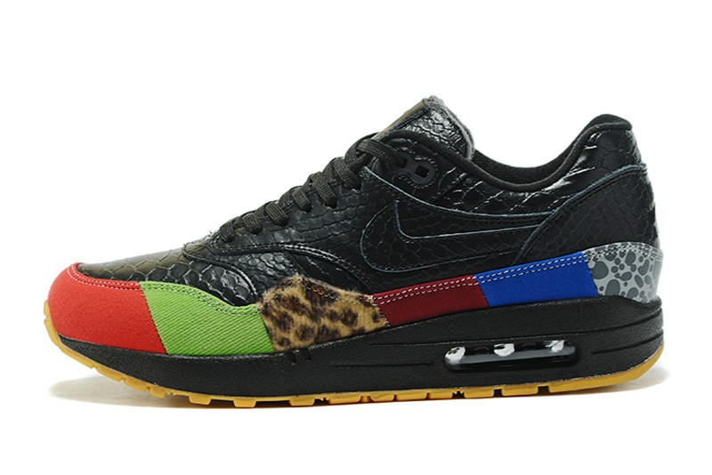 Black Colorful 910772-001 Running Shoes