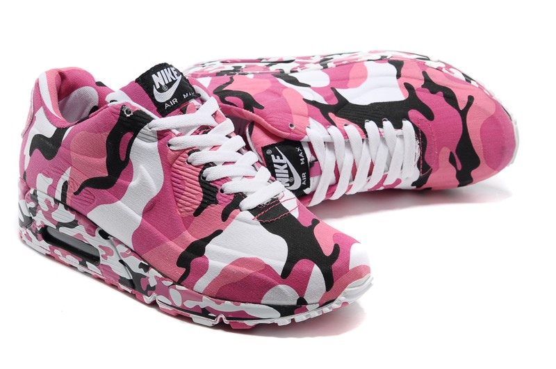 "hot sales 34f2e cca87 Nike Air Max 90 VT ""Camouflage Peach Pink ..."