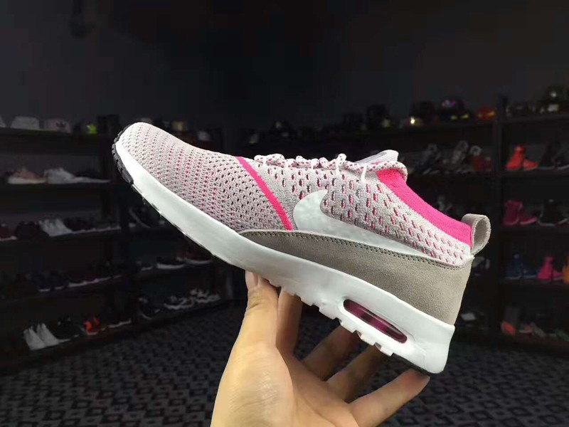 Suministro Violín Sábana  Nike Air Max Thea 87 Grey/Pink/White 881175-620 Fashion Women's Running  Shoes | Evesham-nj