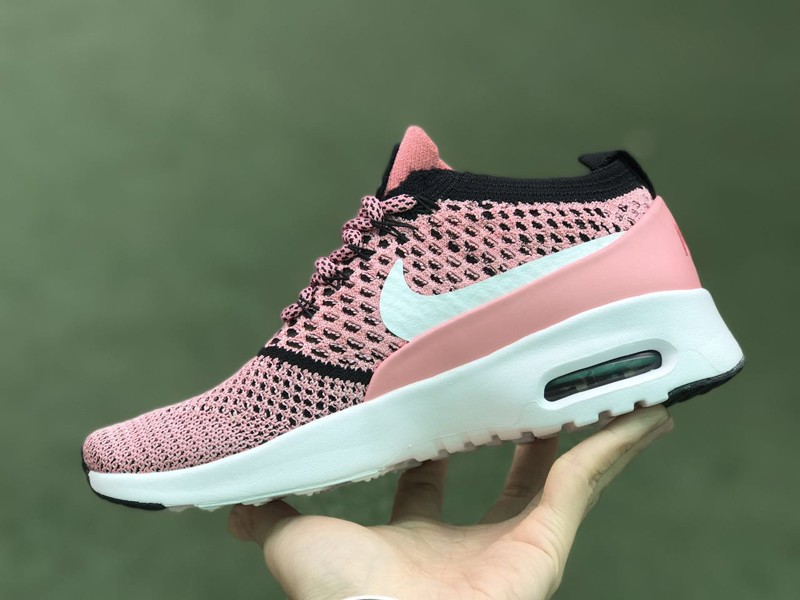 a060d18976 Nike Air Max Thea Ultra Flyknit 87 Black/White/Pink 881175-800 ...