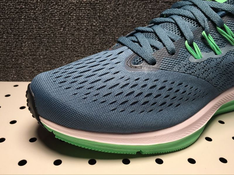 60d9195c19c Stylish Nike Zoom Winflo 4 Blue Green Black 898466-004 Men s Running Shoes  Sneakers