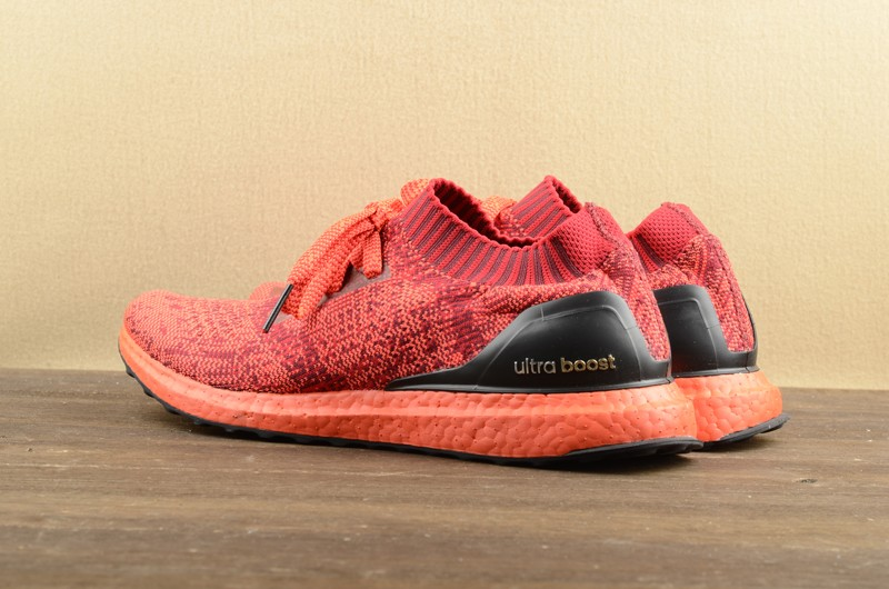 Top Quality Adidas Ultra Boost Uncaged Triple Red Running Shoes BB4678