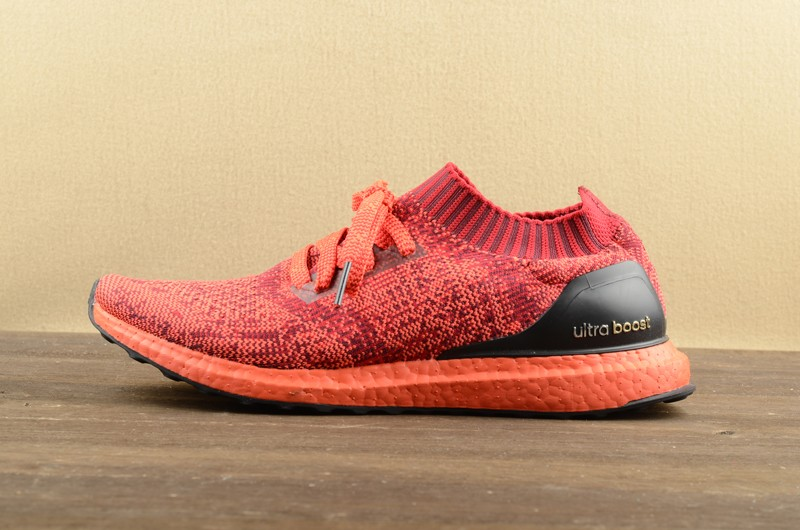 e903821b0 Top Quality Adidas Ultra Boost Uncaged Triple Red Running Shoes BB4678
