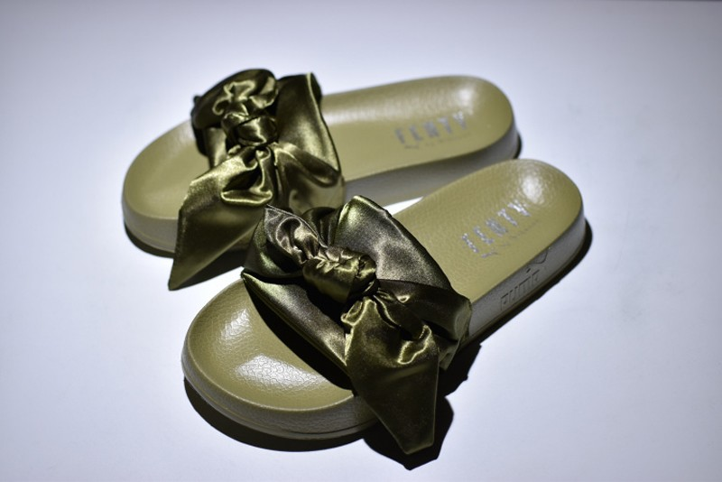 Hot Selling Puma x Rihanna Fenty Women s Slide Sandals Slippers ... 0208fb003