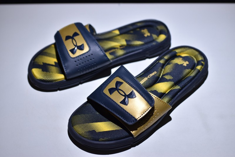 "meet 265cc 907da Men s Under Armour Ignite Slides Sandals "" ..."