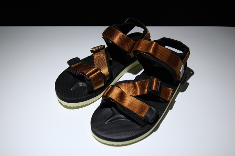 Most Popular SUICOKE Vibram Men s-Women s Function Nylon Creativity Brown  Sandal 798e6d7c9