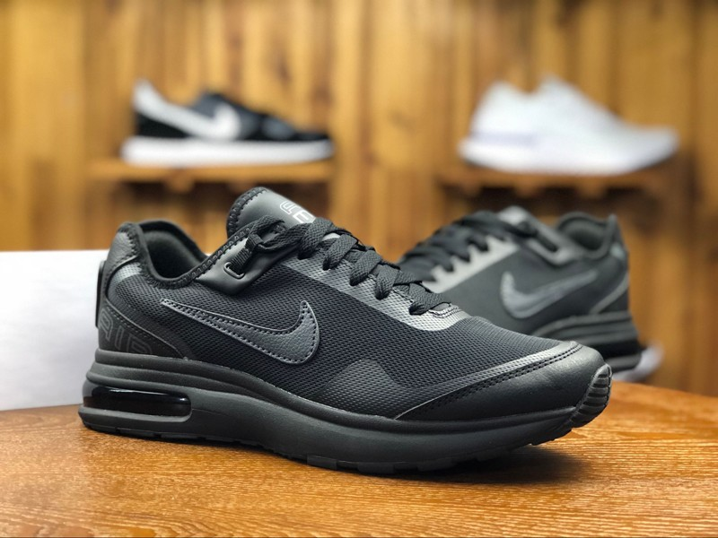 more photos 26f53 fb904 2018 New Nike Air Max LB AH7336-006 Men's Black Running Shoes Hot Sale