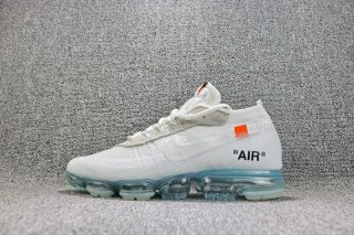 25dc7ef07dd92 2018 Newest Off White Nike Air VaporMax Men s-Women s Running Shoes  AA3831-100