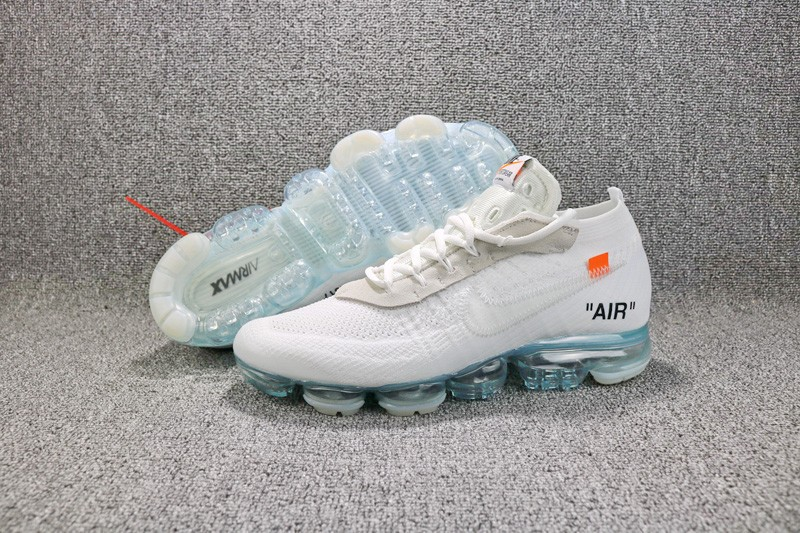 2018 Newest Off White Nike Air VaporMax Men s-Women s Running Shoes ... ac1c4c9ad