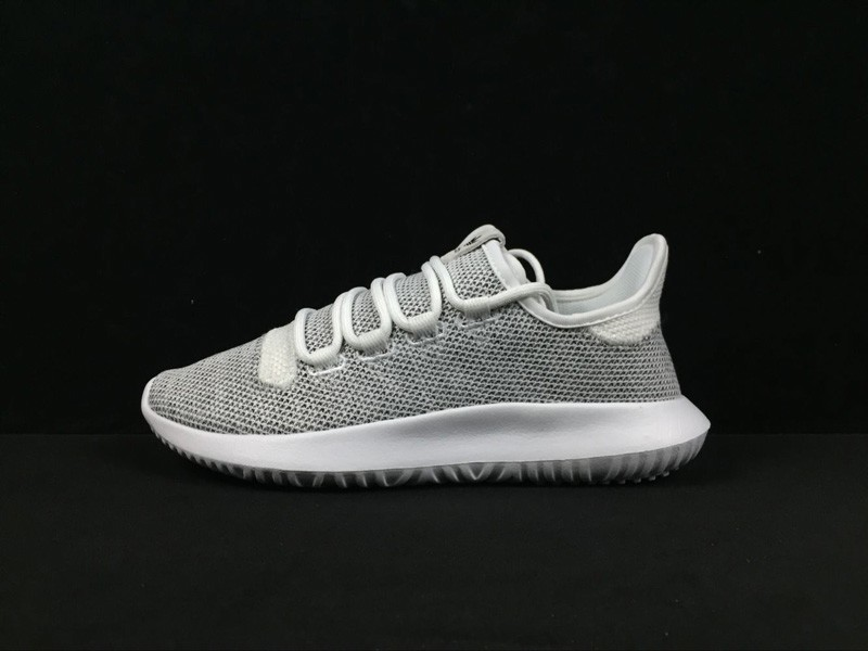 Adidas Originals Tubular Shadow Grey/White Knit Casual Shoes BB8941 In Stock