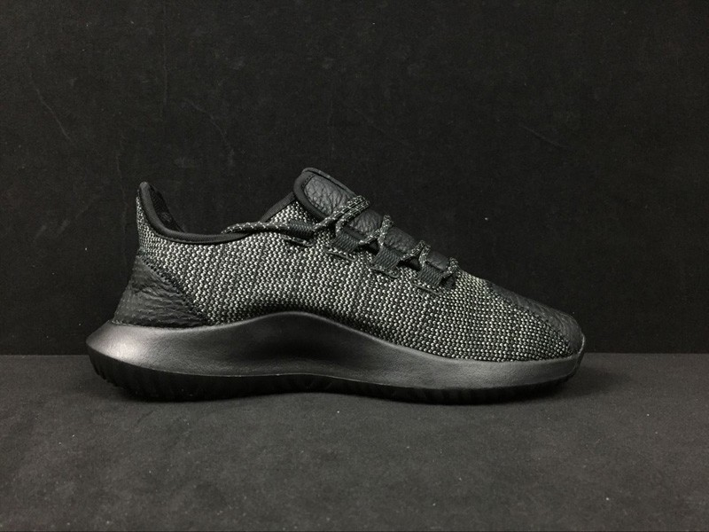best website fa8fd 3184d Most Popular Adidas Originals Tubular Shadow BB8823 Men's Black Running  Shoes