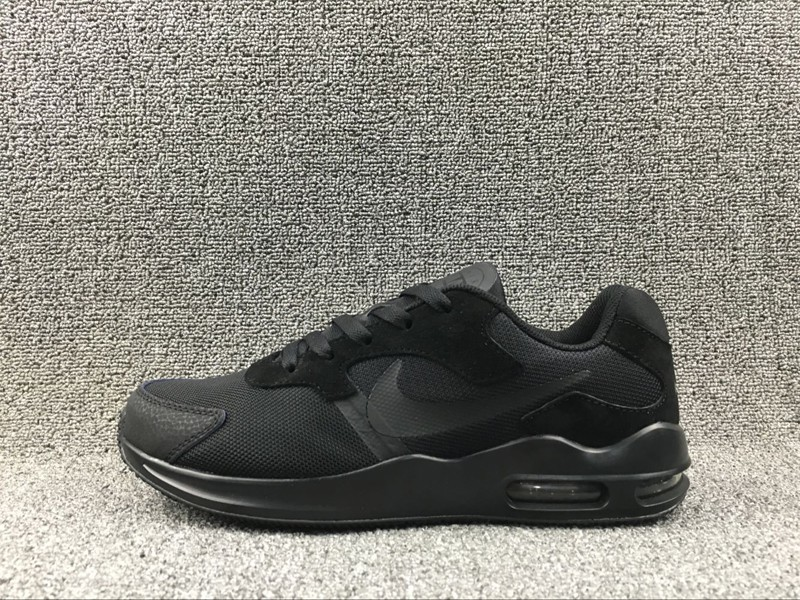 5f3f42b1a396 ... norway most popular mens nike air max guile 916768 003 triple black  running shoes 20b78 24957