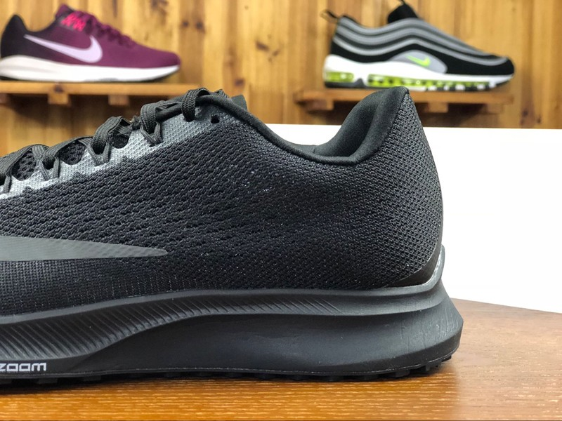 brand new 06431 7149a New Style Nike Air Zoom Elite 10 Black 924504-009 Men's Breathable Running  Shoes