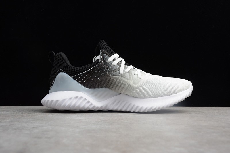 Adidas Alphabounce Beyond Gradient White Black Cp8827 In Stock
