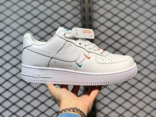 Nike Air Force 1 Low Summit White/Summit White-Solar Red CT1989-101