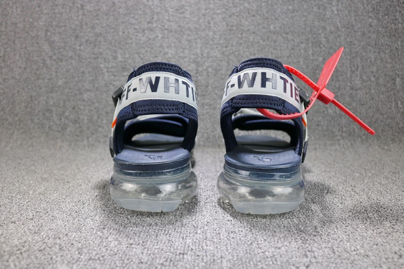 47bbe7b7ba7 Nike Air VaporMax Blue White 850588-003 Men s-Women s New Products Sandals