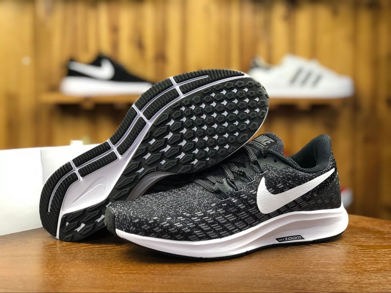 big sale 98217 a9f62 Nike Air Zoom Pegasus 35 Dark Grey Breathable Running Shoes 942851-001 For  Sale