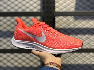 Nike Air Zoom Pegasus 35 Light Red/Silver-White 942851-600