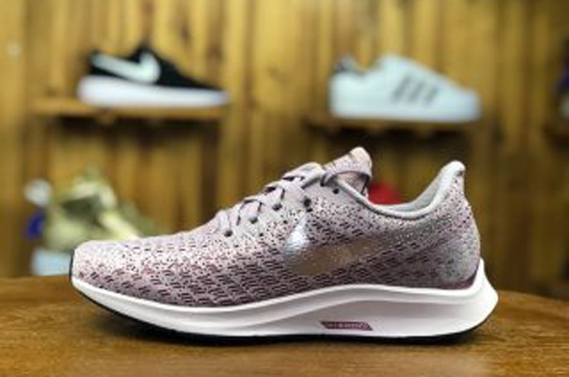new style 98fc6 2a8e7 Nike Air Zoom Pegasus 35 Pink 942855-601 Women's Breathable Running Shoes  Hot Sale