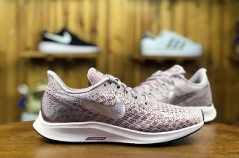 new style 514bf cff19 Nike Air Zoom Pegasus 35 Pink 942855-601 Women's Breathable Running Shoes  Hot Sale
