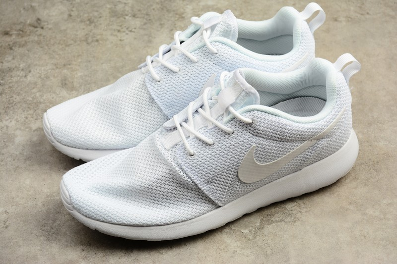 new style 5b492 d4dc2 Nike Roshe Run One Men's-Women's 511881-112 White 2018 Sport Running Shoes