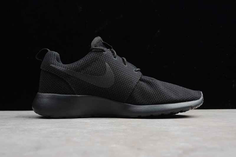 buy popular 3d7f9 6062b Nike Roshe Run One Men's-Women's Black Training Running Shoes 511881-026  For Sale