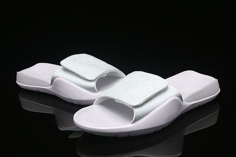 82e668e8254176 Nike Air Jordan Hydro 7 Retro Slide Sandals Men s-Women s Fashion ...