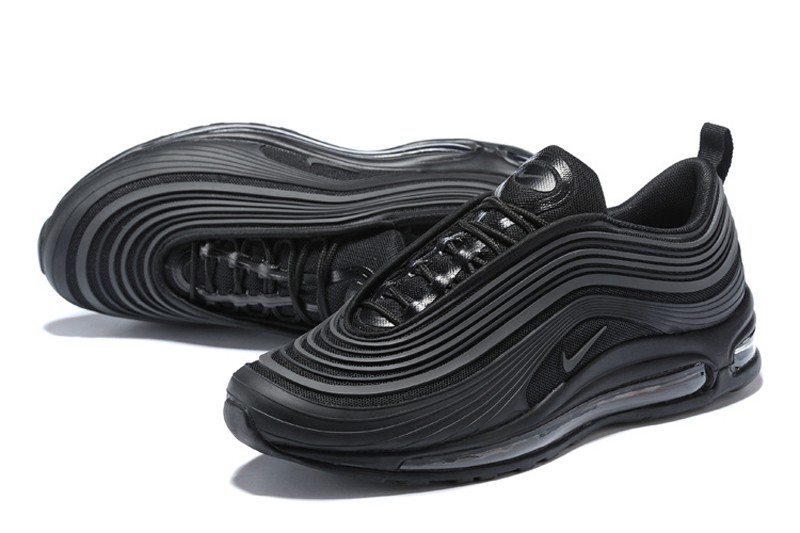 premium selection a9289 737c7 Top Quality Men's Nike Air Max 97 UL'17 PRM Black Newest Running Shoes ...