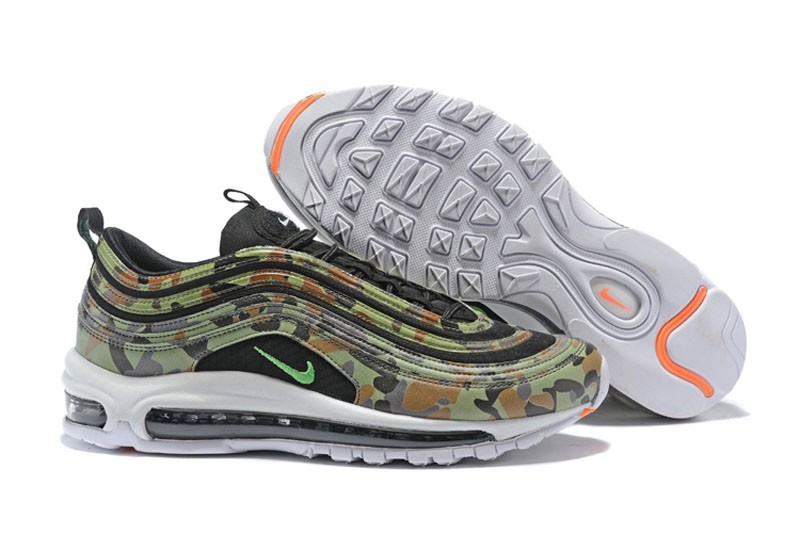 "sports shoes af5ec 172f3 Top Quality Nike Air Max 97 Country Camo ""UK"" ..."