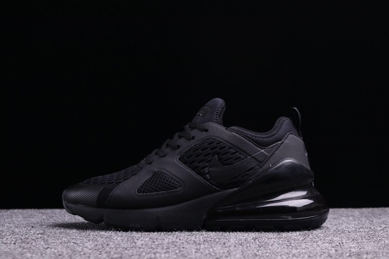 brand new 0b248 55d41 2018 Most Popular Nike Air Max 270 All Black Men s ...