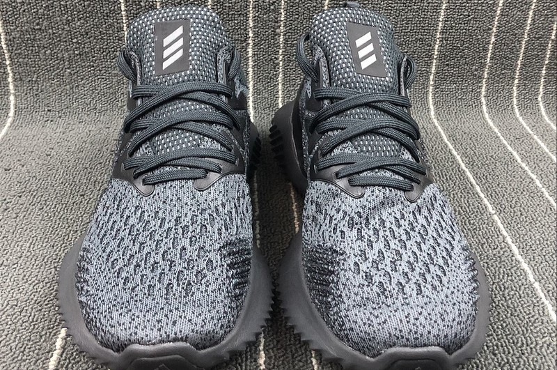 bcc7d5a76 Best Sell Adidas Alphabounce Beyond B42283 Black Three-Degree Gray Men s  Running Shoes
