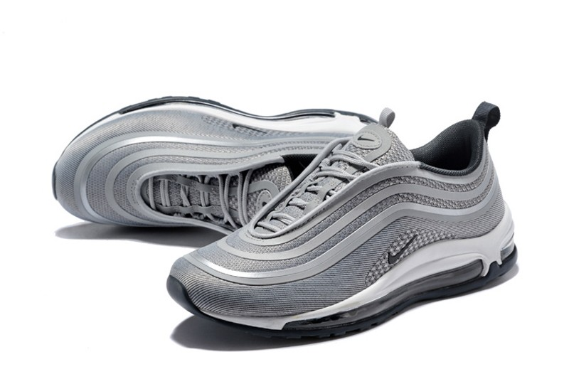 info for 349bc 6cd25 Best Sell Nike Air Max 97 UL17 Wolf Grey Neutral Cushioning Running Shoes  918356-007