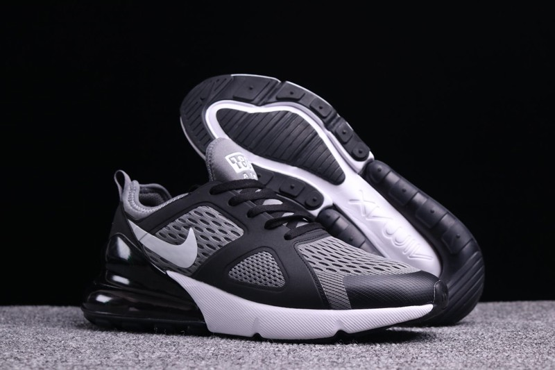 quality design fcbf5 b7b74 Cheap Price Nike Air Max 270 Navy Grey/Black Men's Newest Running ...