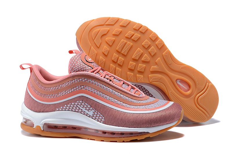 best service 40c58 2b978 High Quality Nike Air Max 97 UL'17 Women's Rose Gold Running Shoes  917704-600