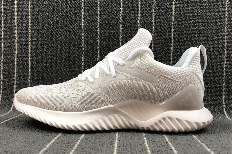 4cafe580f189e Hot Selling Adidas Alphabounce Beyond Men s-Women s White Fashion Running  Shoes