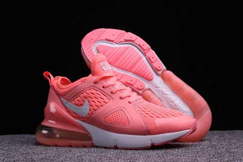 Latest Style Nike Air Max 270 Women S Pink White Fashion