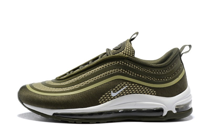 New Arrival Nike Air Max 97 UL17 Olive Green Men's-Women's ...