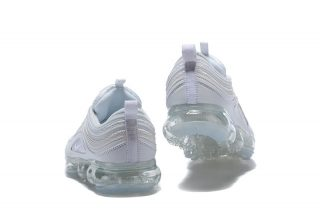 premium selection 74454 2d665 New Release Nike Air VaporMax 97 Silver Bullet All White Running Shoes  AJ7291-100